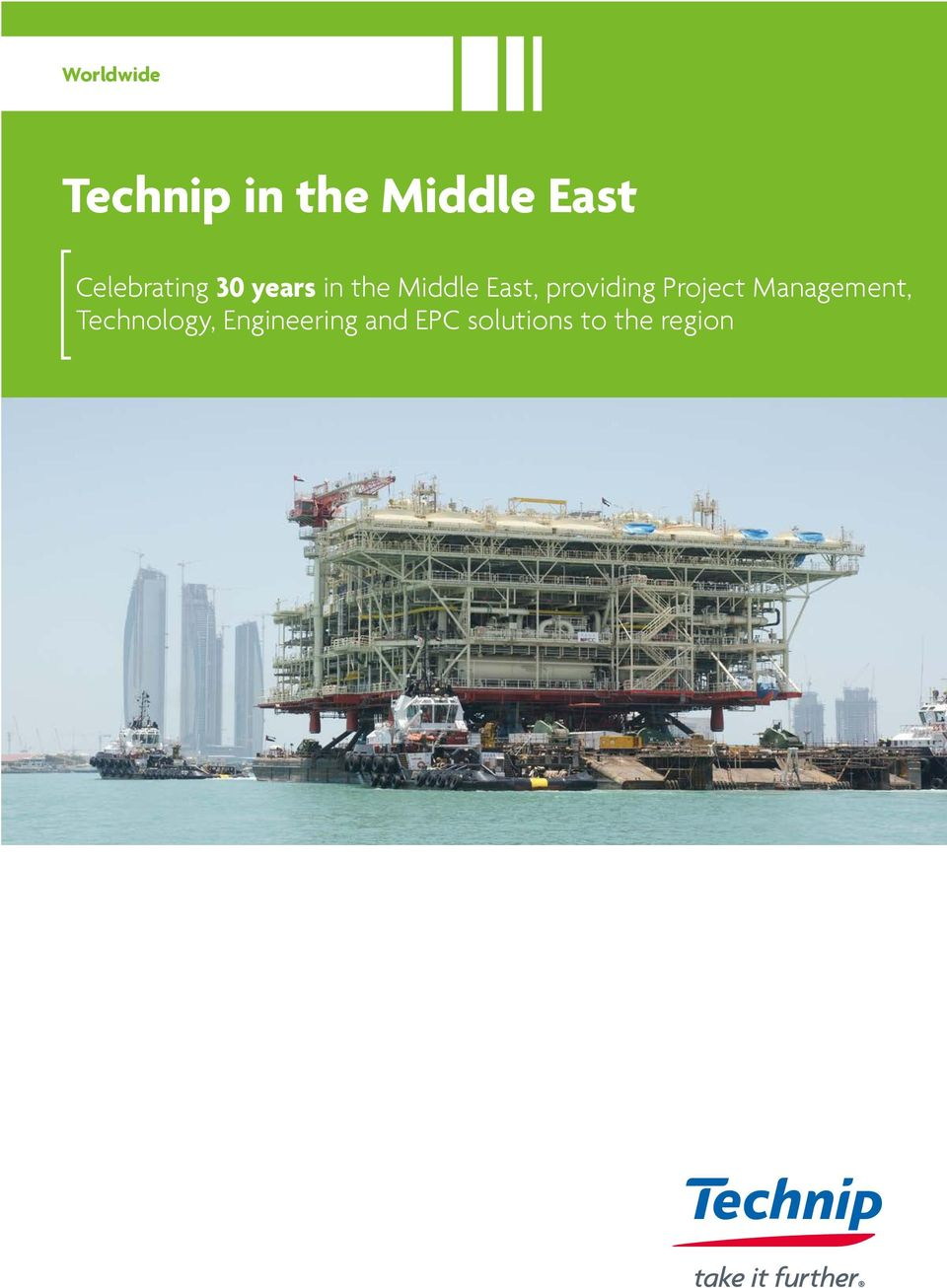Technip in the Middle East - PDF