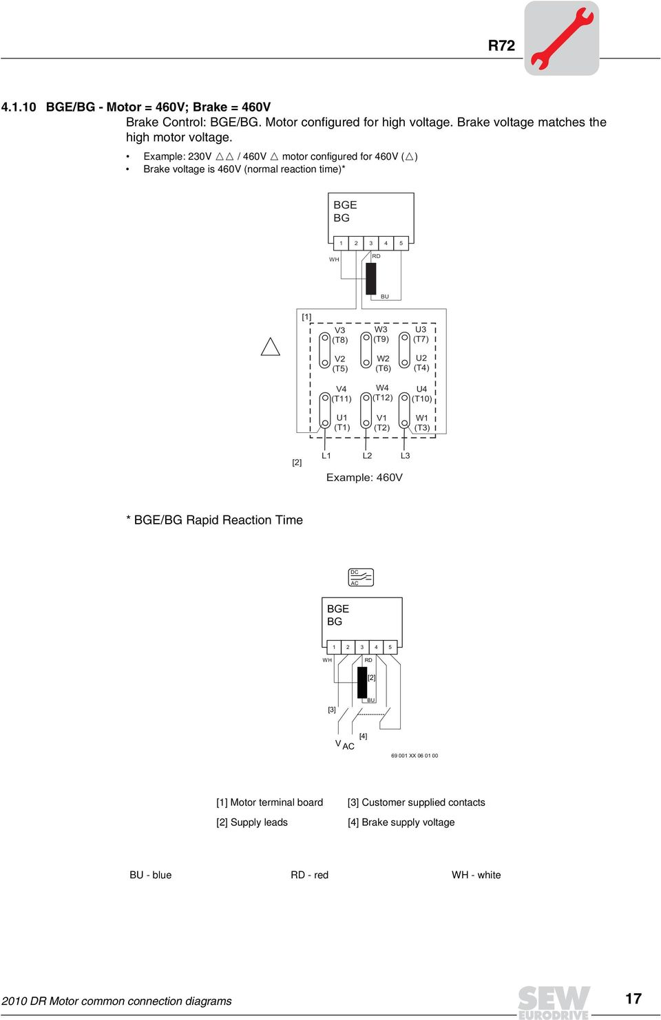 Drive Technology Automation System Integration Services 208 Single Phase Wiring Diagram Hp S Fixture Dr Motor Common Connection Diagrams Pdf