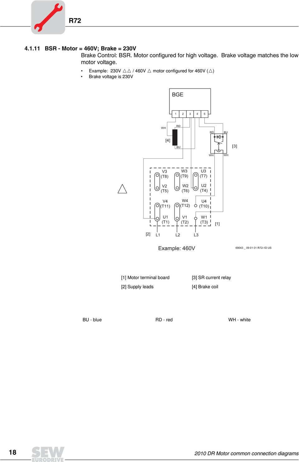 Sew Motor Wiring Diagram from docplayer.net