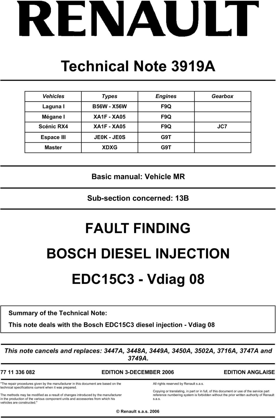 Technical Note 3919A - PDF