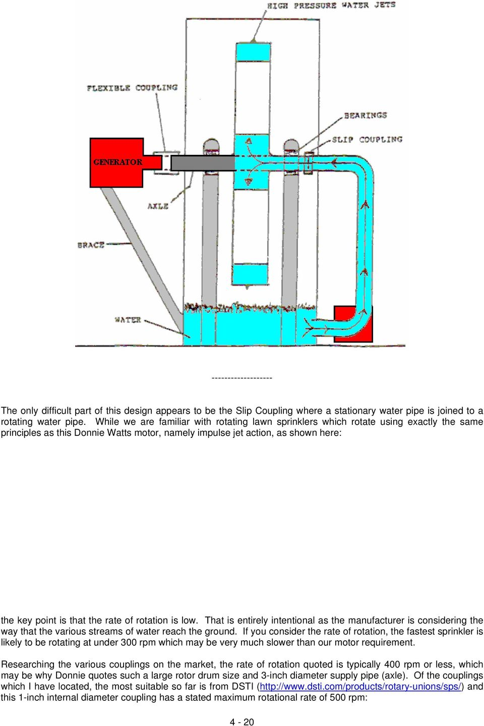 Chapter 4 Gravity Powered Systems Pdf Alternating Current Generator Diagram Besides Bedini Motor Of Rotation Is Low That Entirely Intentional As The Manufacturer Considering Way