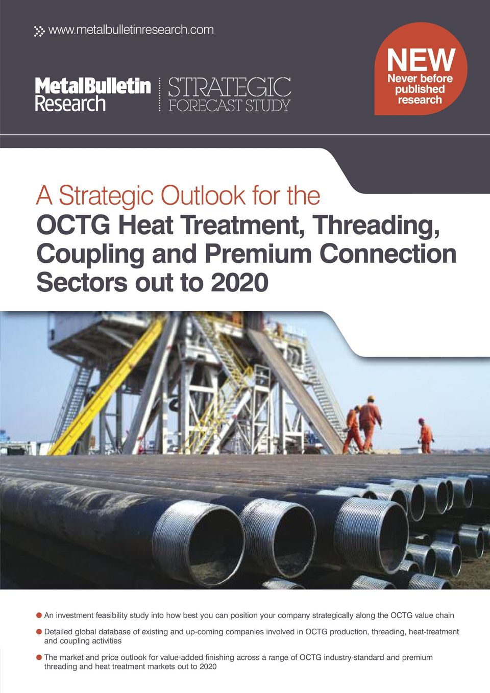 NEW  A Strategic Outlook for the OCTG Heat Treatment