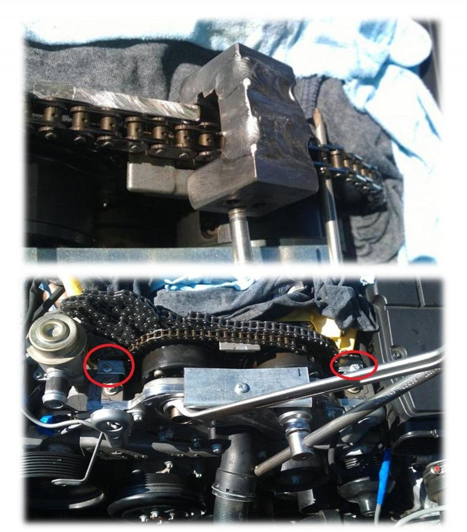 After Reading A Couple Of Threads With Regards To Timing Chain Mercedes Benz Engine 6 I Decided Add My Experience This Thread The Good Search Material For Info Got Ton Great Here Own