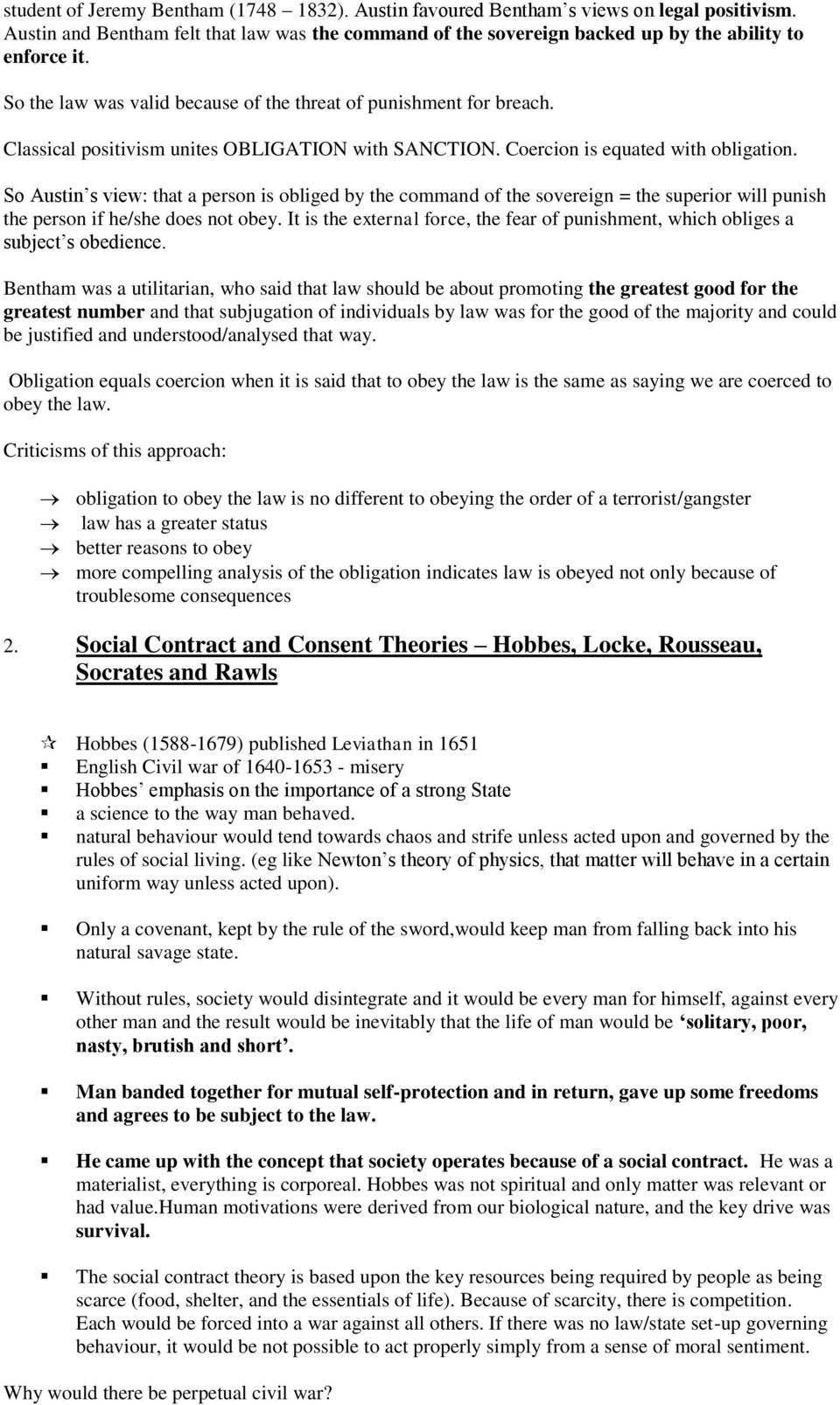 key concepts of utilitarianism
