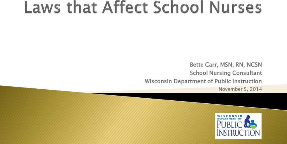 Wisconsin Department of