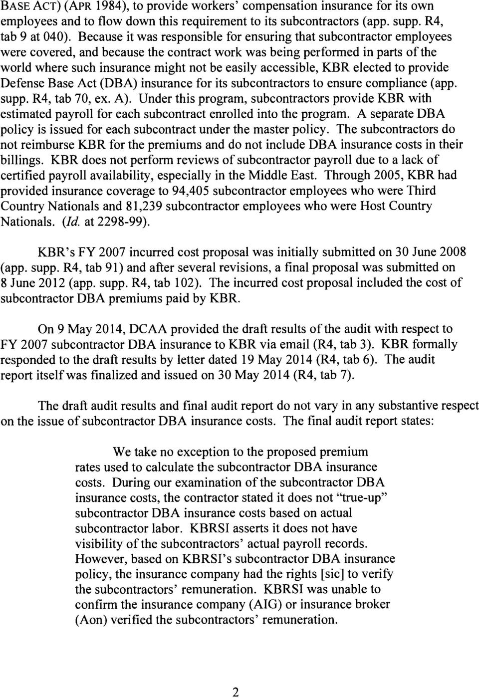 ARMED SERVICES BOARD OF CONTRACT APPEALS - PDF