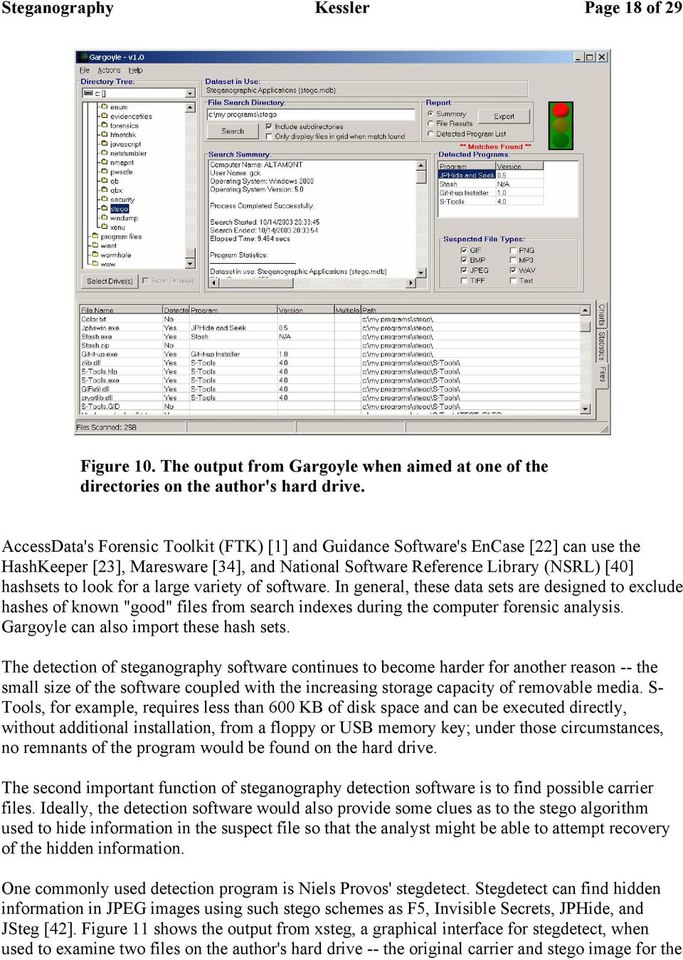An Overview of Steganography for the Computer Forensics Examiner - PDF
