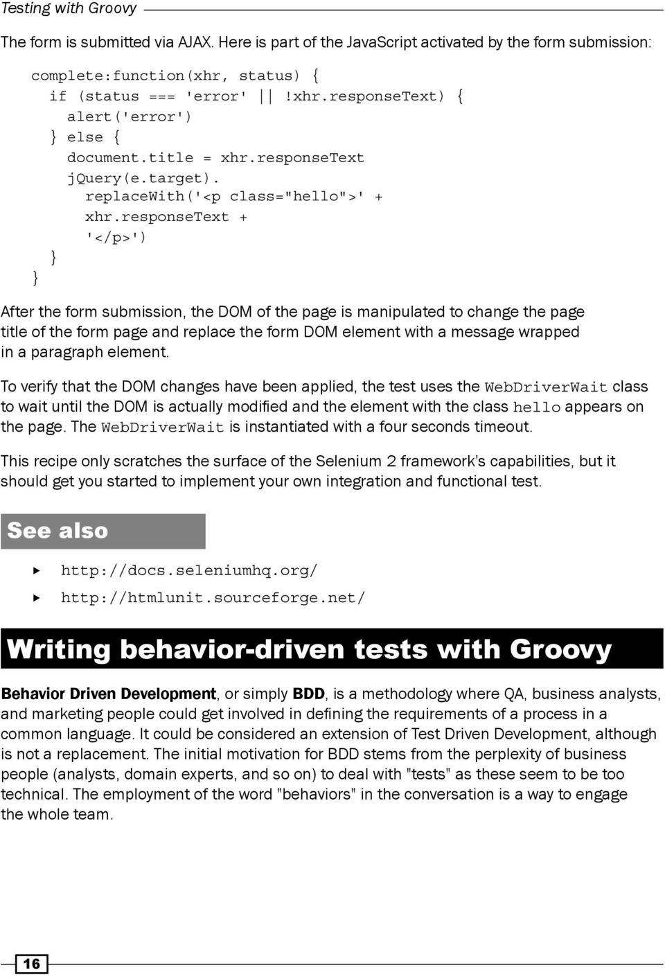 11 Testing with Groovy - PDF