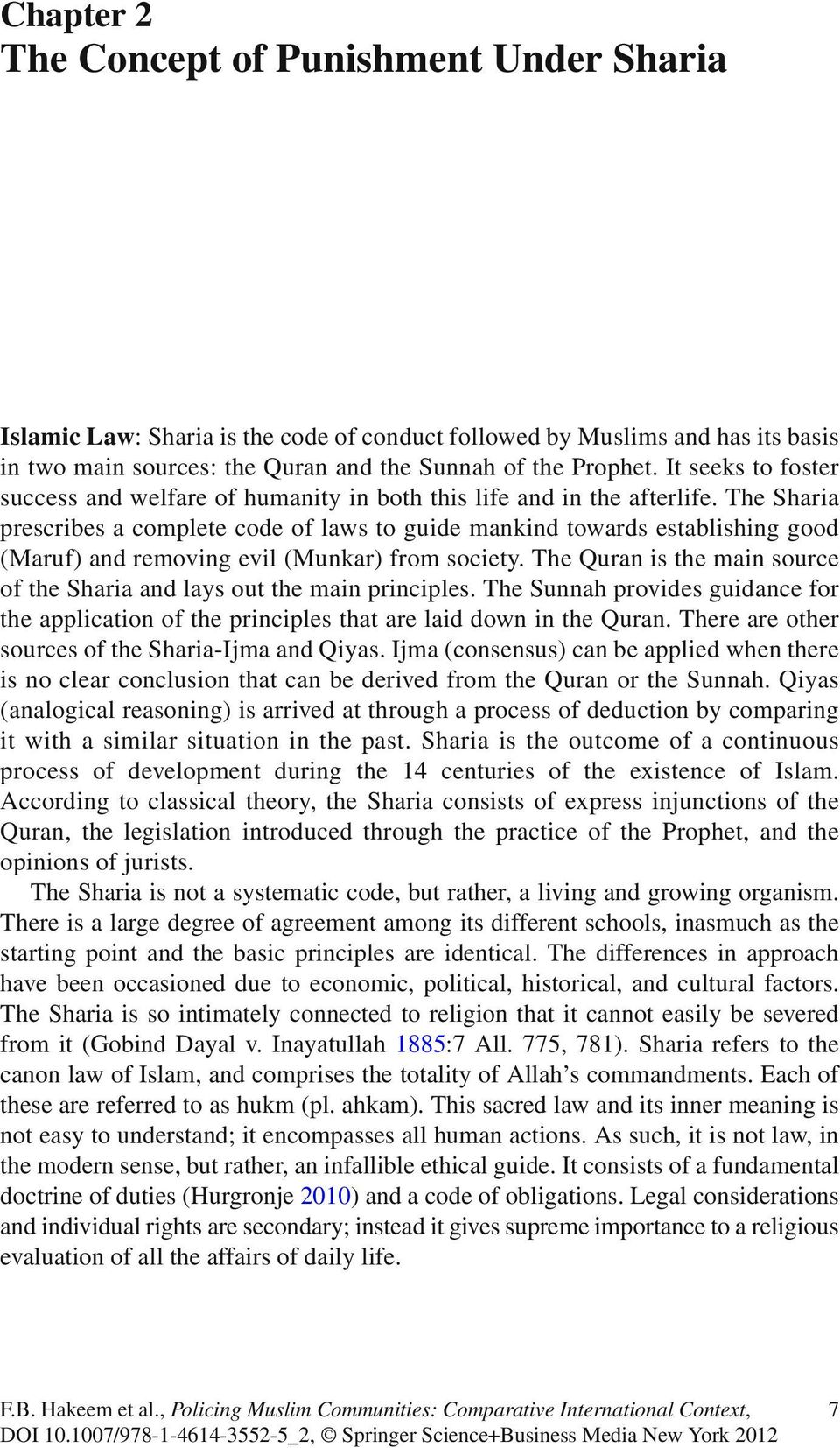 Chapter 2 The Concept of Punishment Under Sharia - PDF