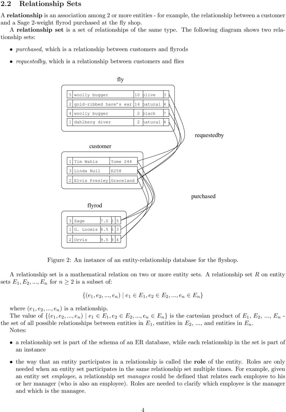 Comp 378 Database Systems Notes For Chapter 7 Of Database