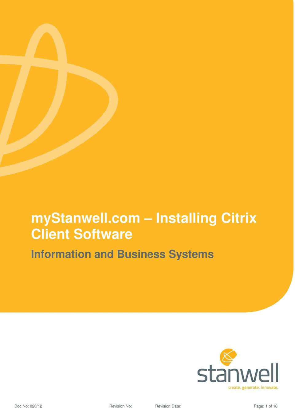 Software Information and Business