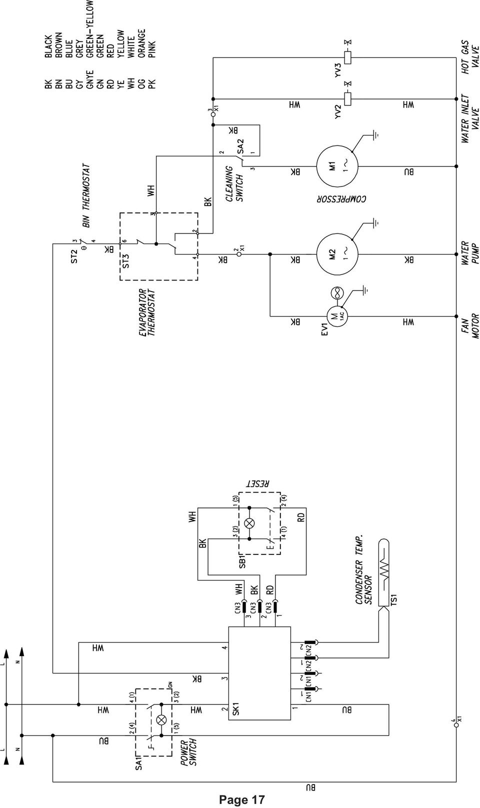Ice O Matic Wiring Diagram - Data Wiring Diagram