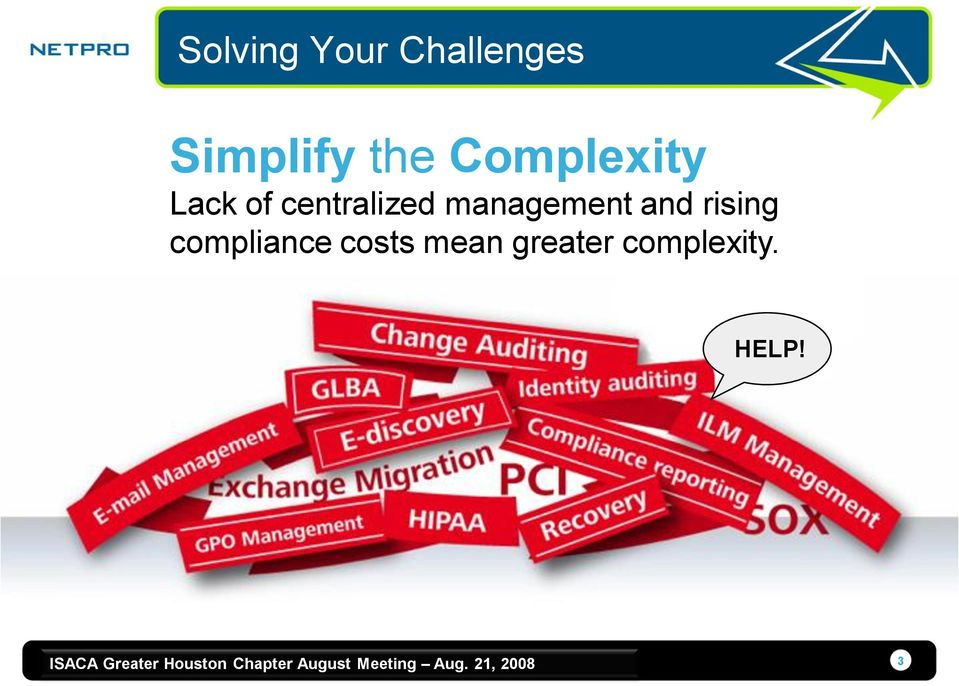 management and rising compliance