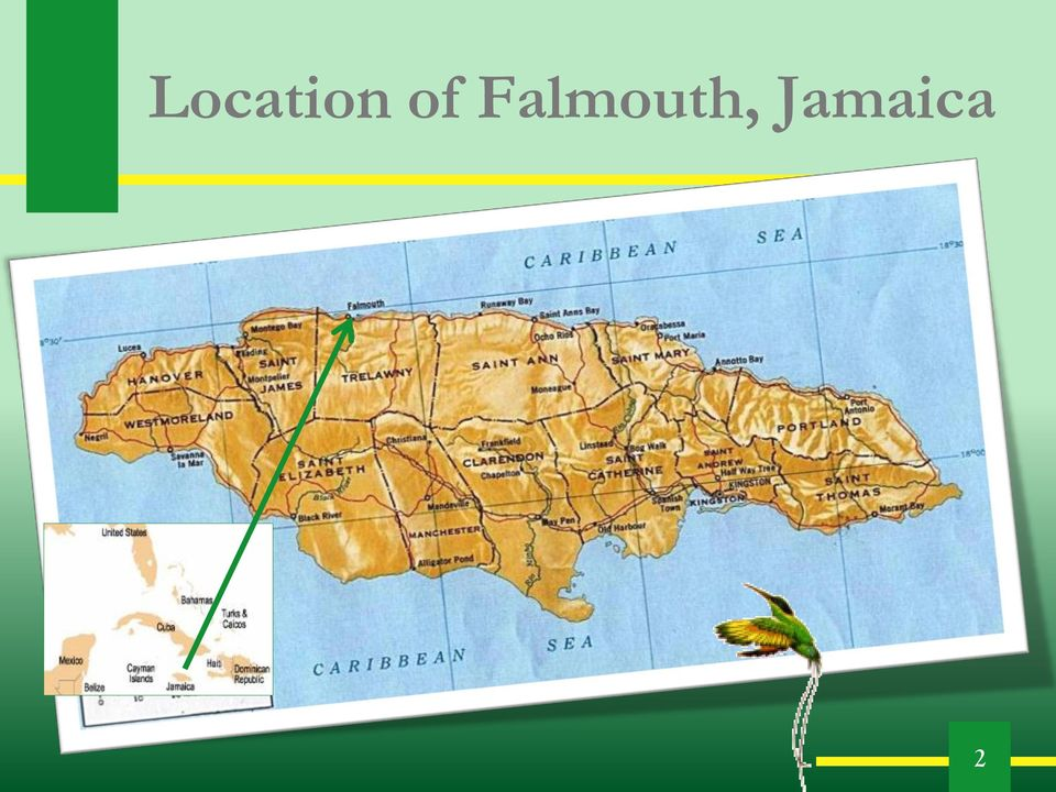 A Brief Study Of The Development Of Falmouth Within The Context Of ...