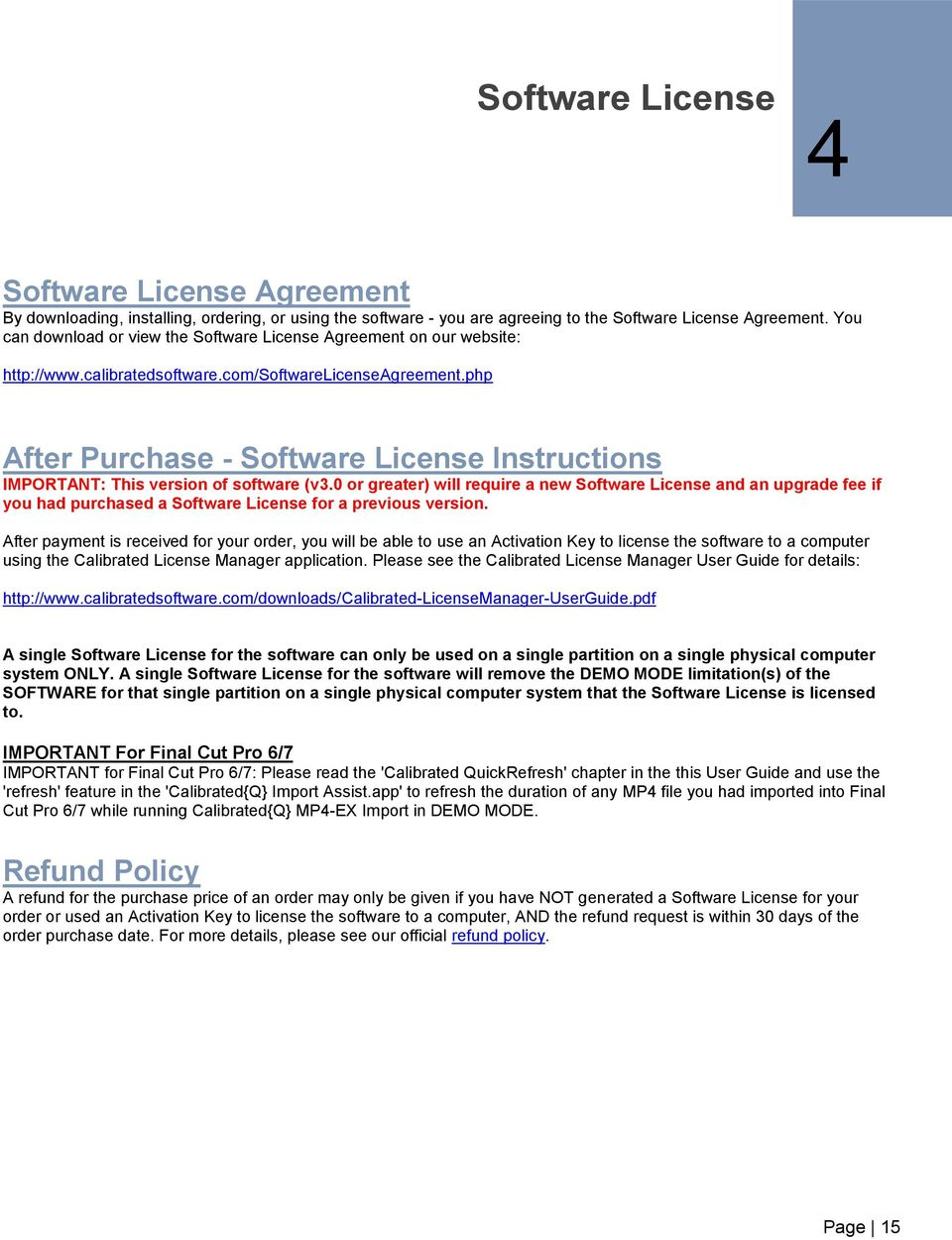 User Guide  Calibrated Software, Inc  - PDF