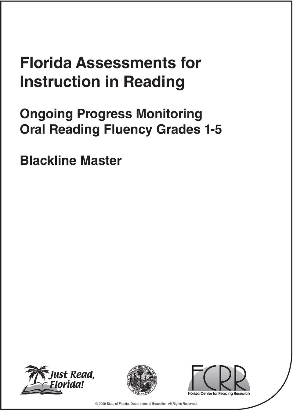Florida Assessments for Instruction in Reading - PDF
