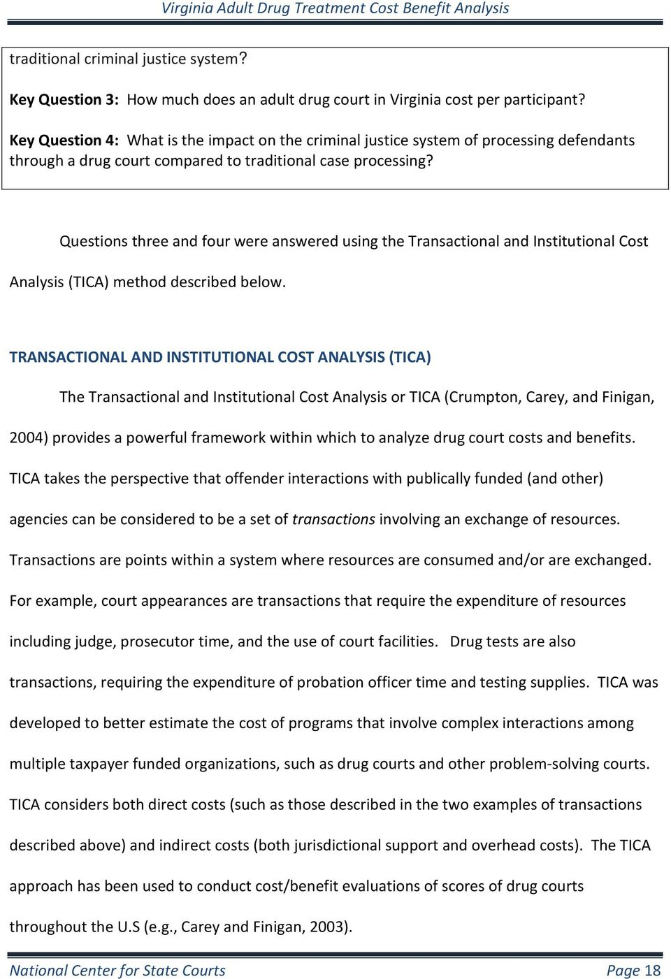 an analysis of drug dealing criminology essay Part of thecriminal law commons,criminology commons, and thecriminology and criminal justice commons this symposium is brought to you for free and open access by northwestern university school of law scholarly commons.