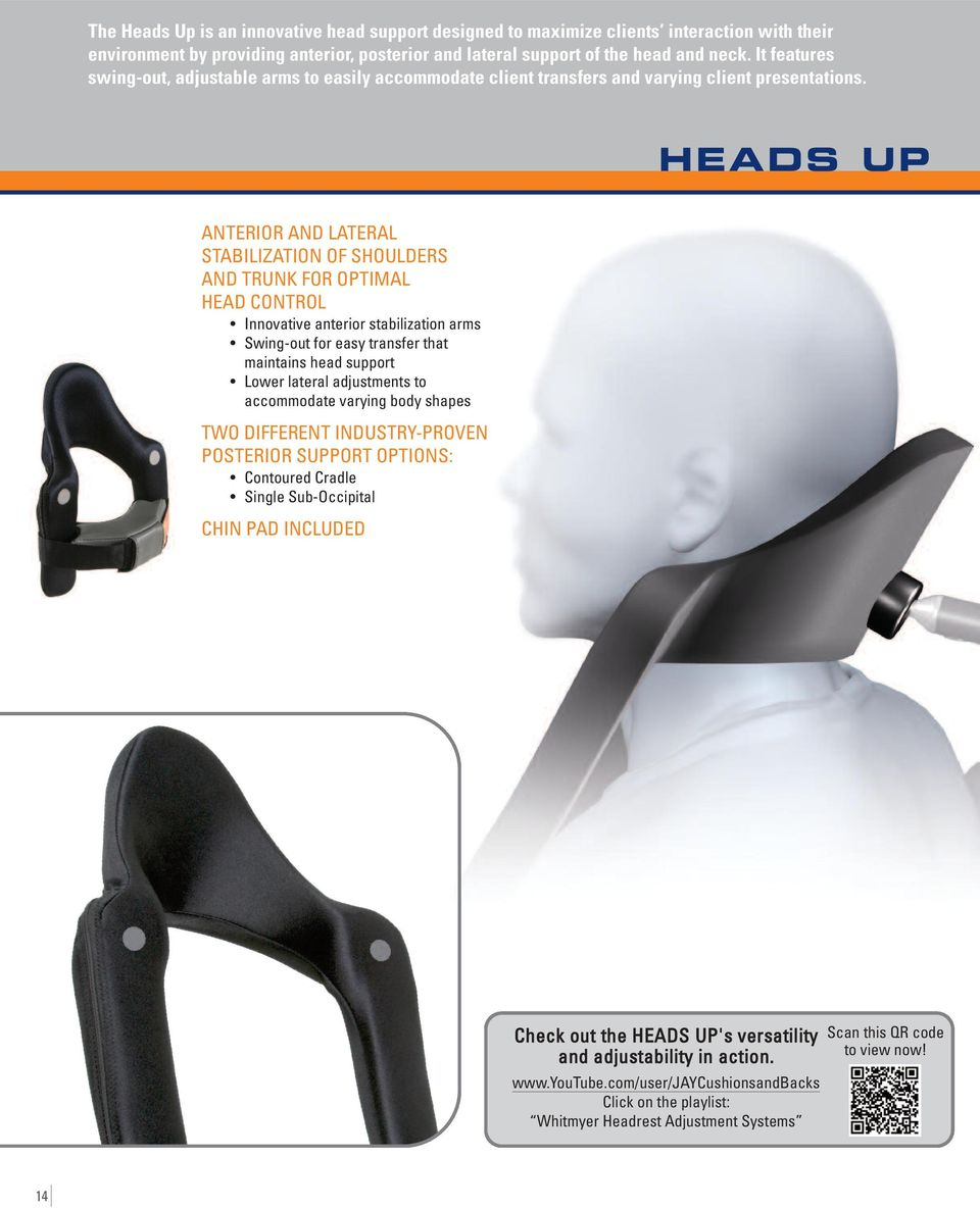 Head Support Solutions - PDF