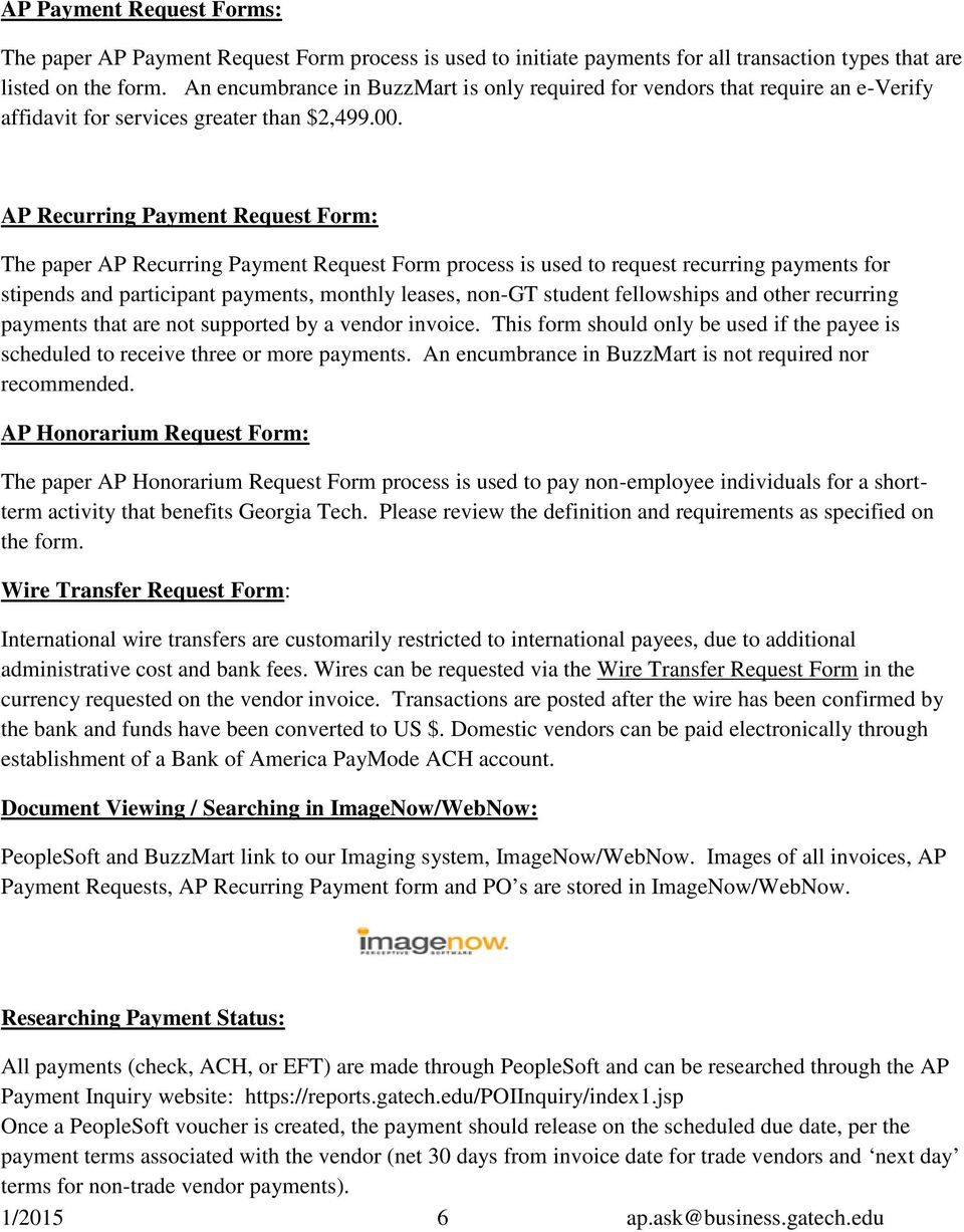Accounts Payable Overview - PDF