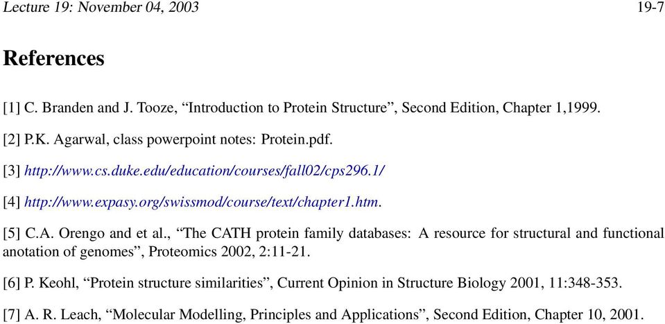 Introduction To Protein Structure Branden And Tooze Pdf