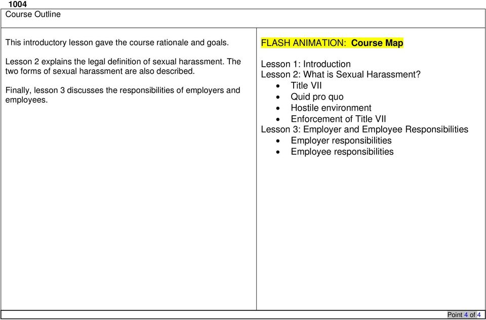 Sexual harassment title vii is enforced by