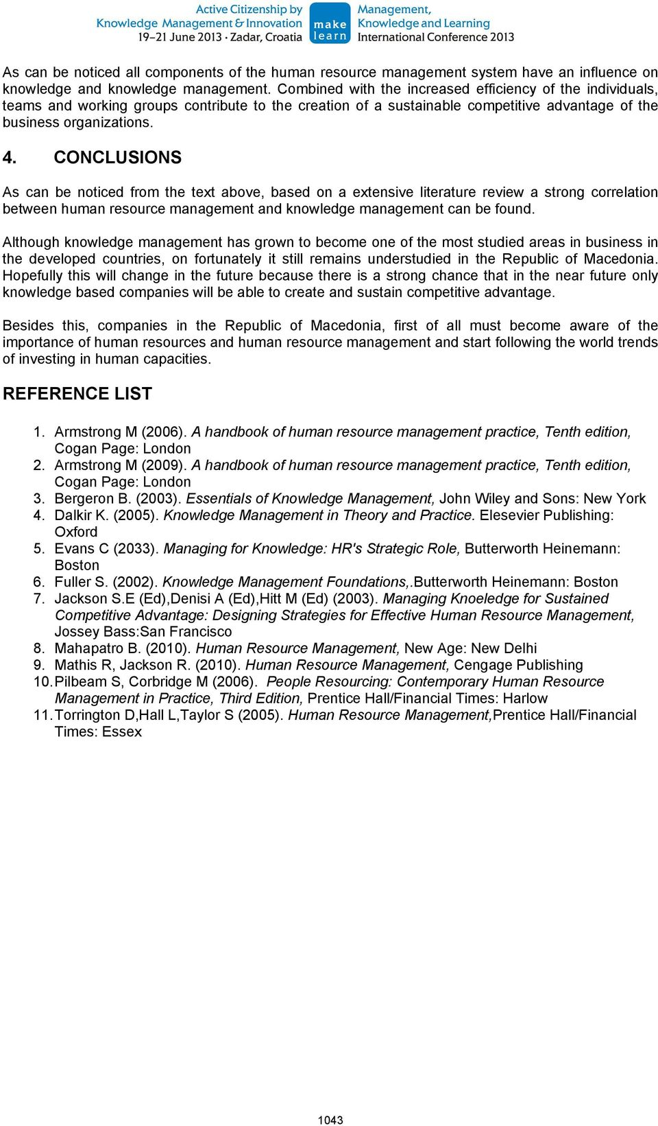 HUMAN RESOURCES AND KNOWLEDGE MANAGEMENT - PDF