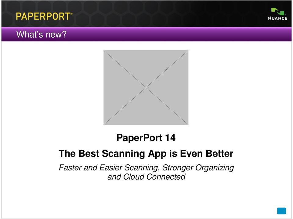 Introducing PaperPort 14 for Windows PCs and PaperPort Anywhere