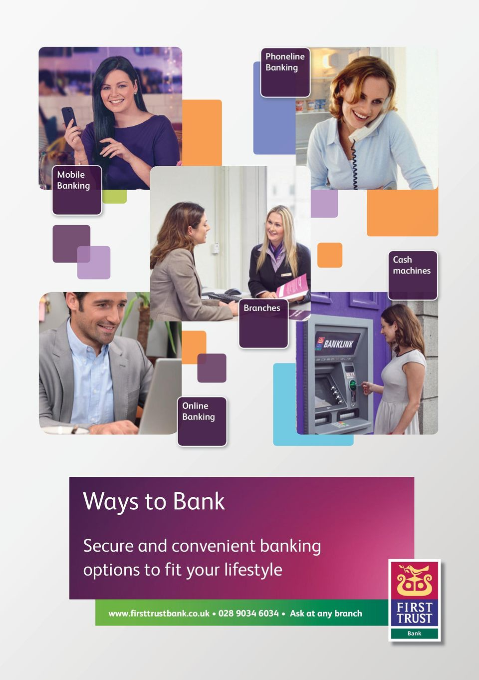convenient banking options to fit your lifestyle