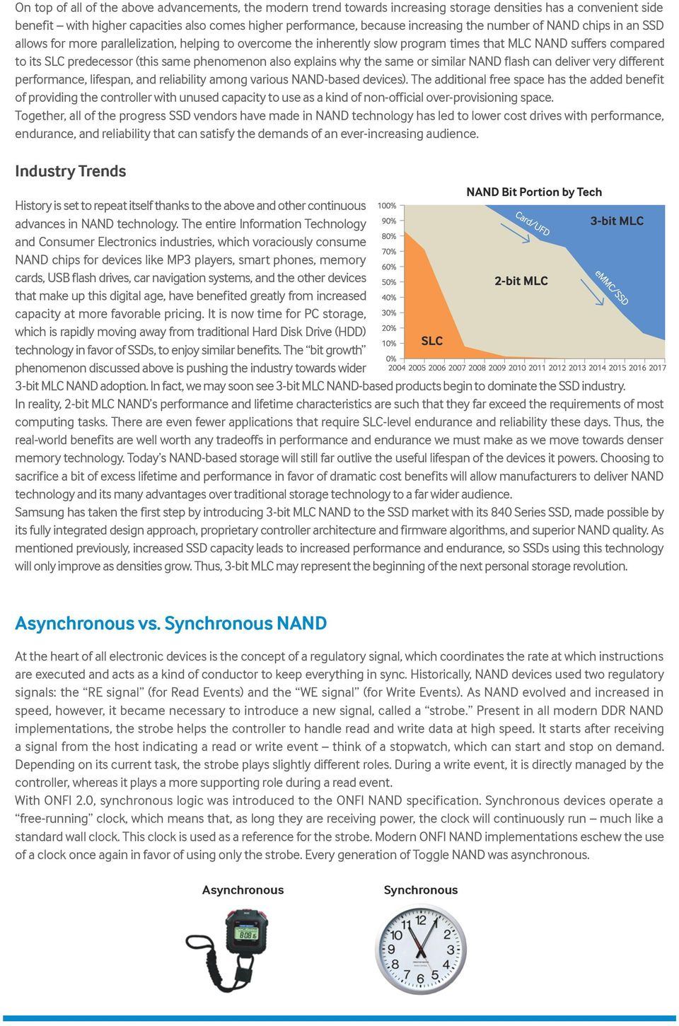 NAND Basics Understanding the Technology Behind Your SSD - PDF