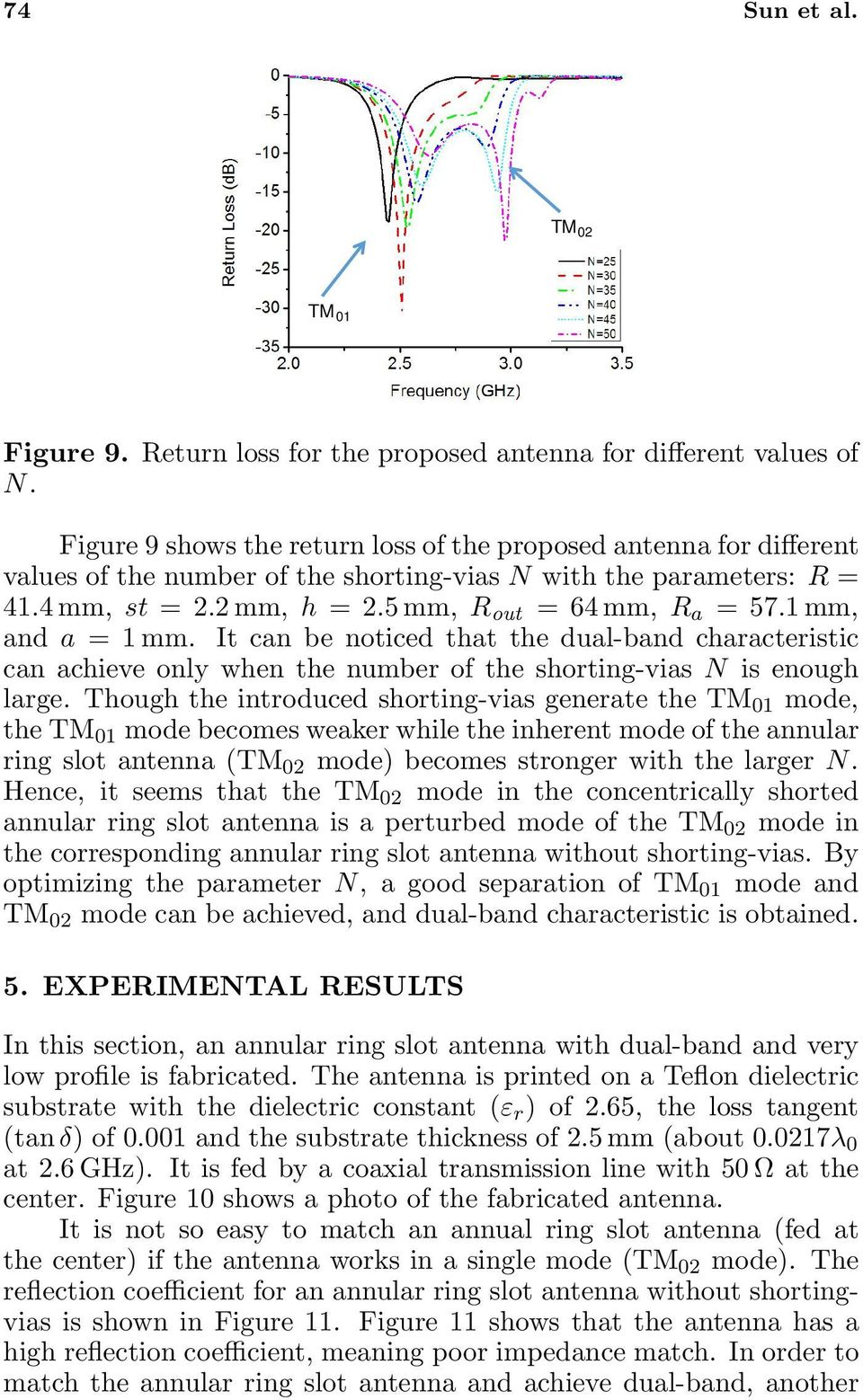 Progress In Electromagnetics Research C, Vol  38, 67 78, PDF