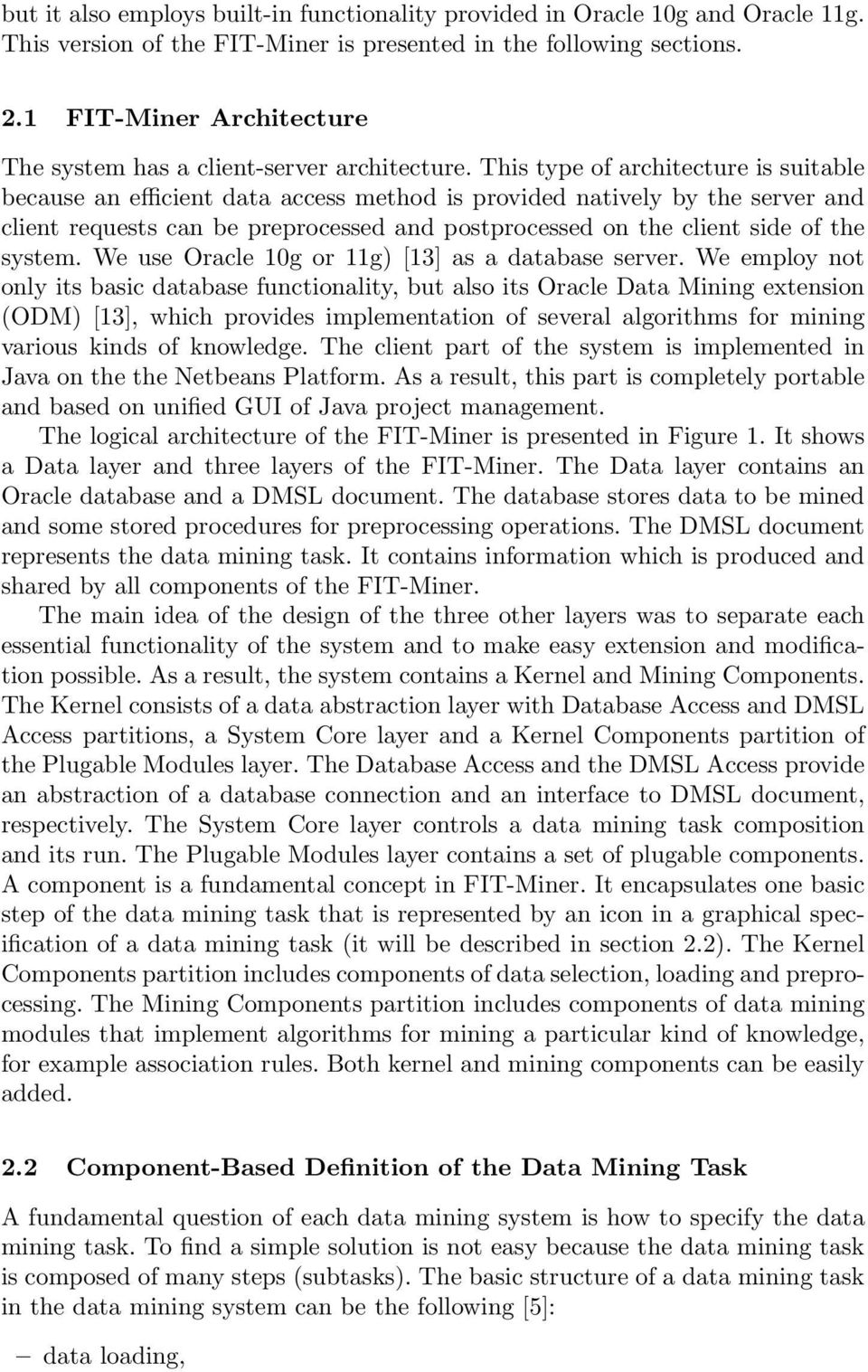Knowledge Discovery in Data with FIT-Miner - PDF