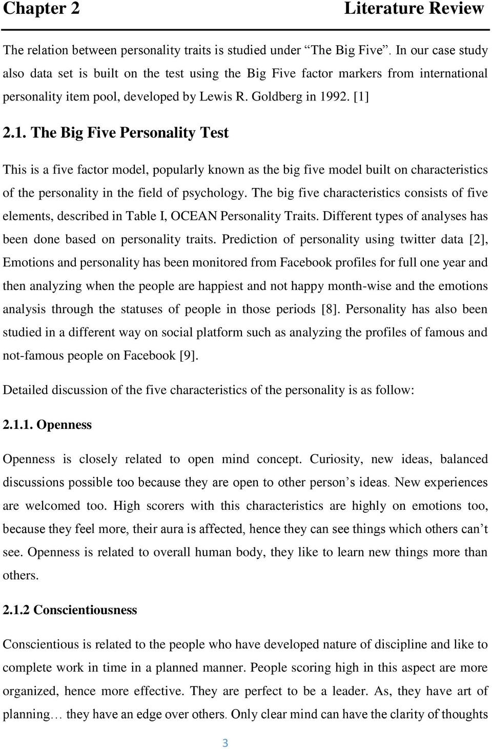 Predicting Employability from User Personality using