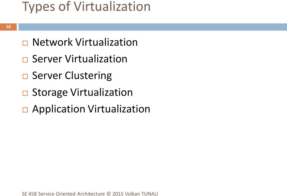Clustering Storage Virtualization