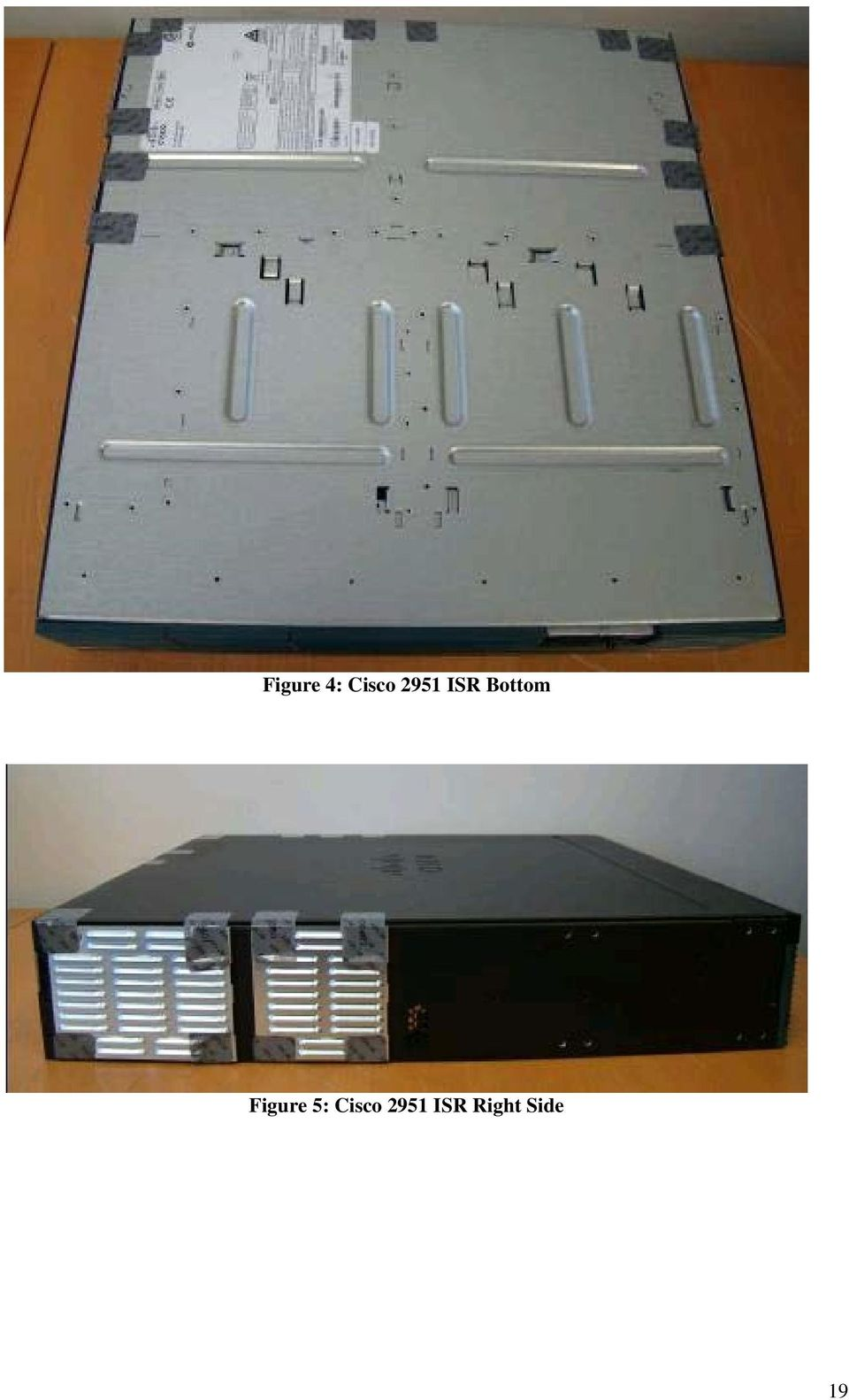 Cisco 2951, Cisco 3925 and Cisco 3945 Integrated Services Routers