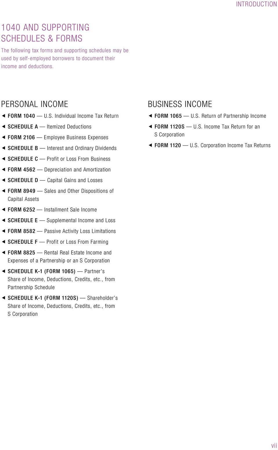 Evaluating The Self Employed Borrower Pdf