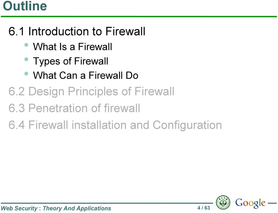 Firewall What Can a Firewall Do 6.