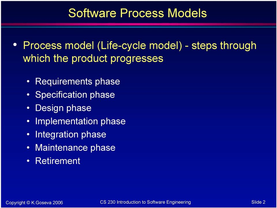 Software Process Models Pdf Free Download
