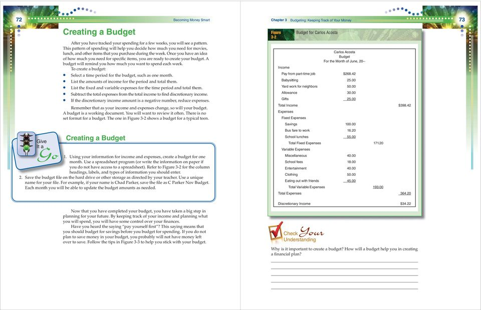 3budgeting keeping track of your money pdf