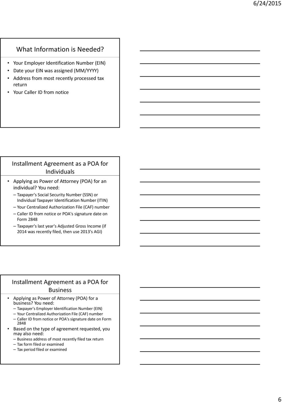 power of attorney form 4868  Federal Income Tax Payment Options - PDF Free Download