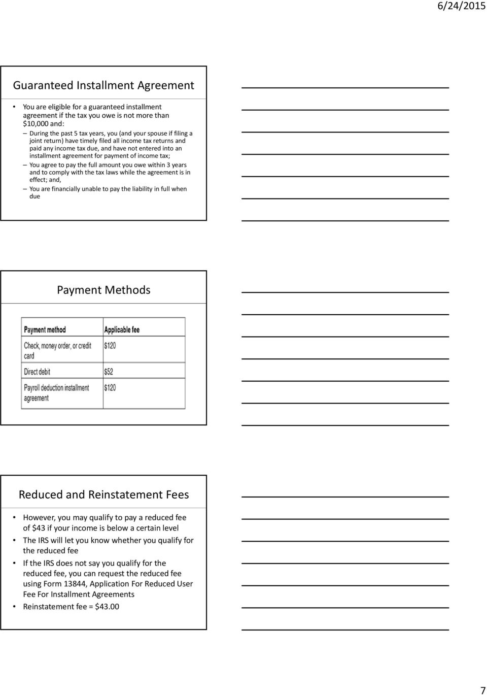 Federal Income Tax Payment Options Pdf