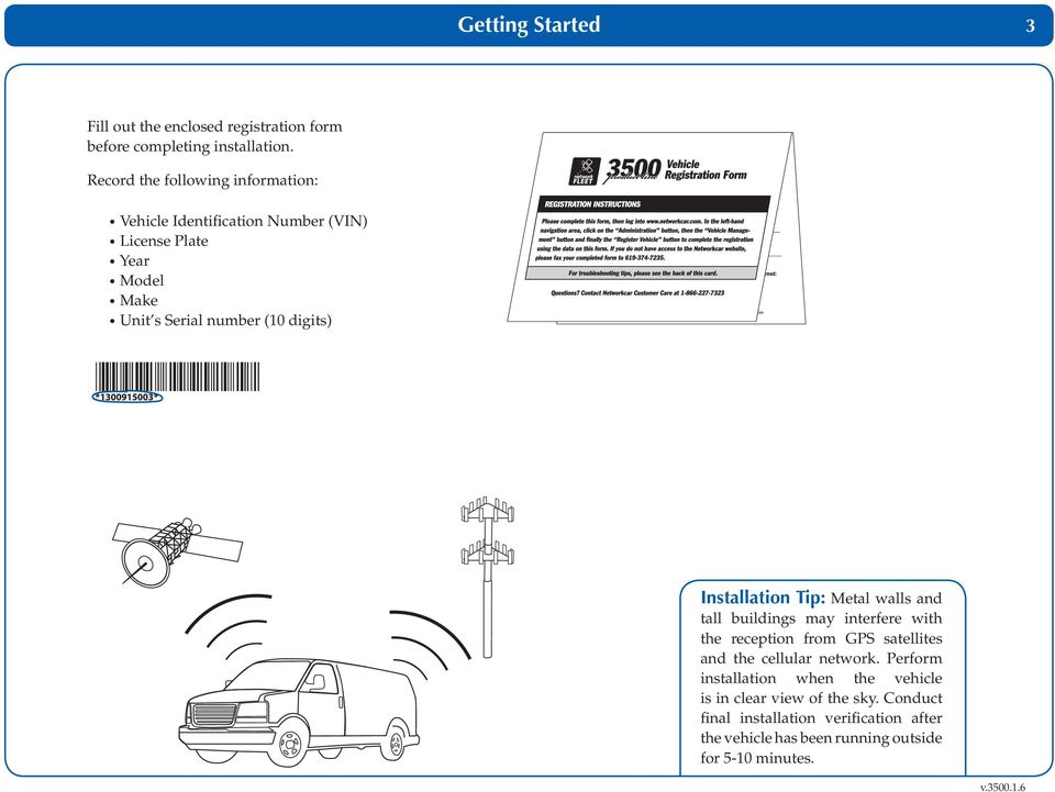Networkfleet 3500 Product Line Installation Guide - PDF on