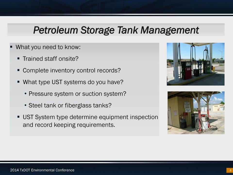 Pressure system or suction system? Steel tank or fiberglass tanks?