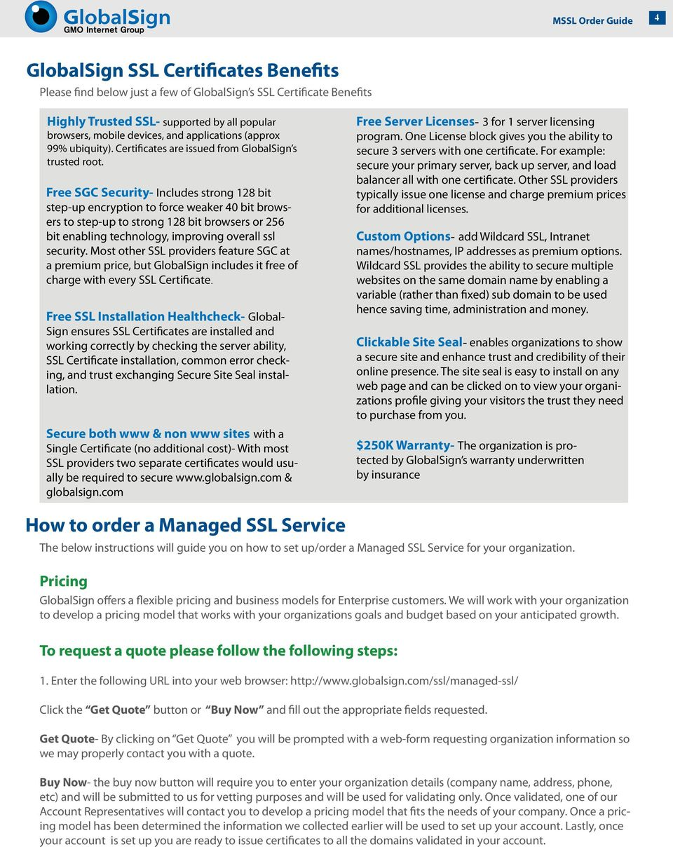 Does your Organization Need a Managed SSL Service? - PDF