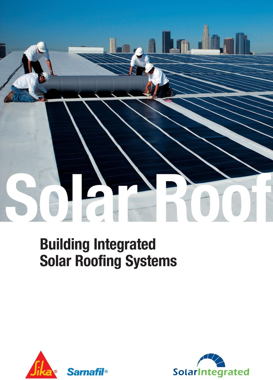 Solar Roof  Building Integrated Solar Roofing Systems - PDF