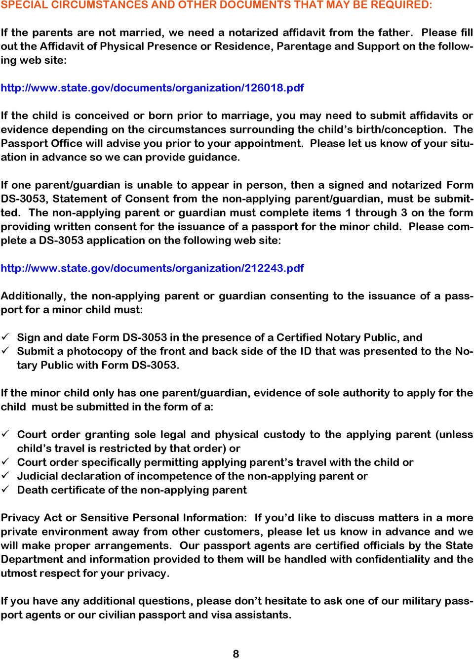 How to register your Newborn - PDF
