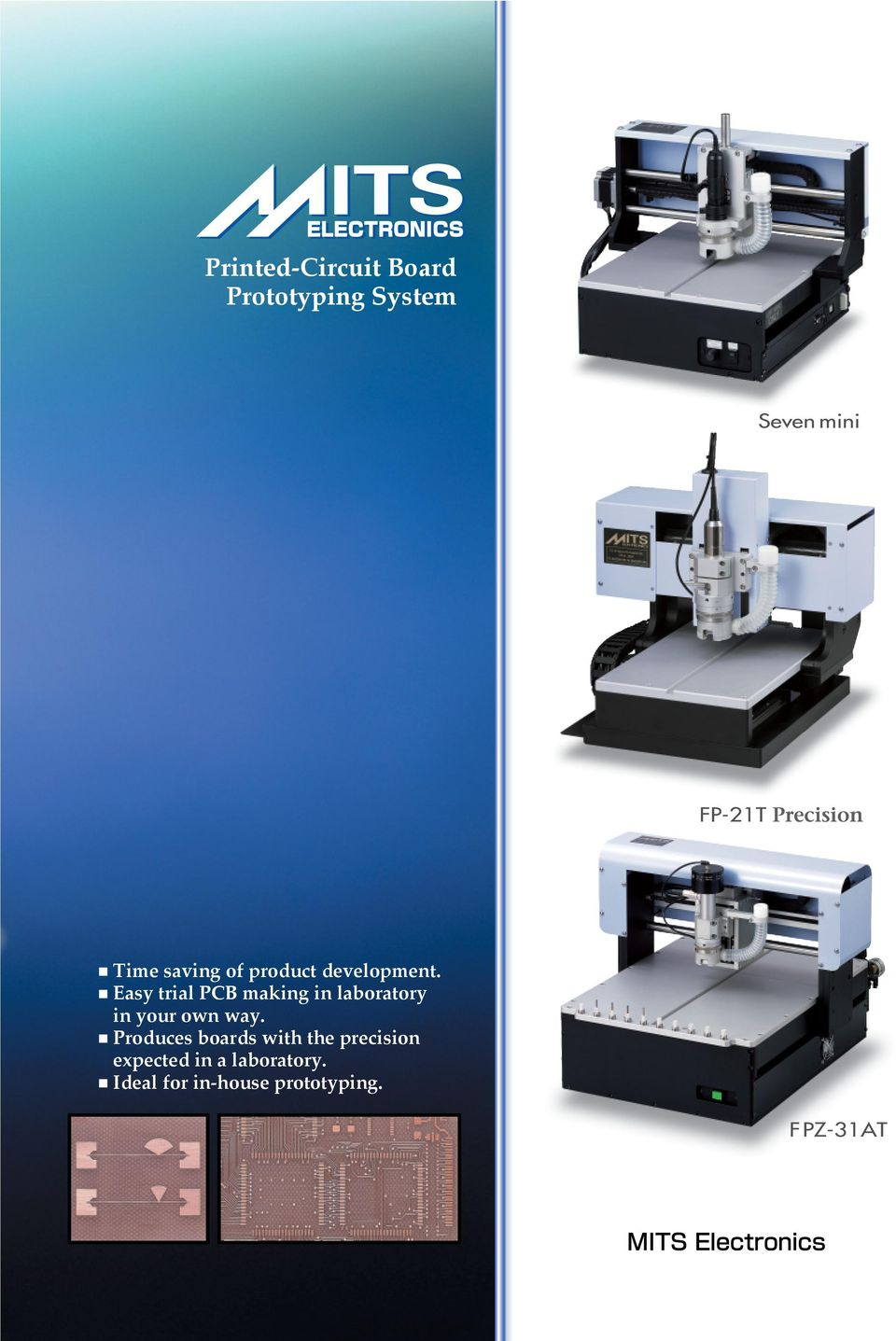 Printed Circuit Board Prototyping System Pdf Professional And Workpiece Holder With Stand Clamp At Easy Trial Pcb Making In Laboratory Your Own Way