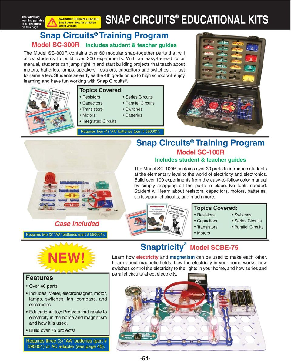 Project Labs 500 In One Electronic Lab Model Mx Home Snap Circuits Electromagnetism Students As Early The 4th Grade On Up To High School Will Enjoy Learning And 9