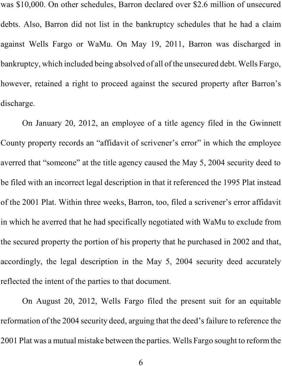 In the Court of Appeals of Georgia - PDF