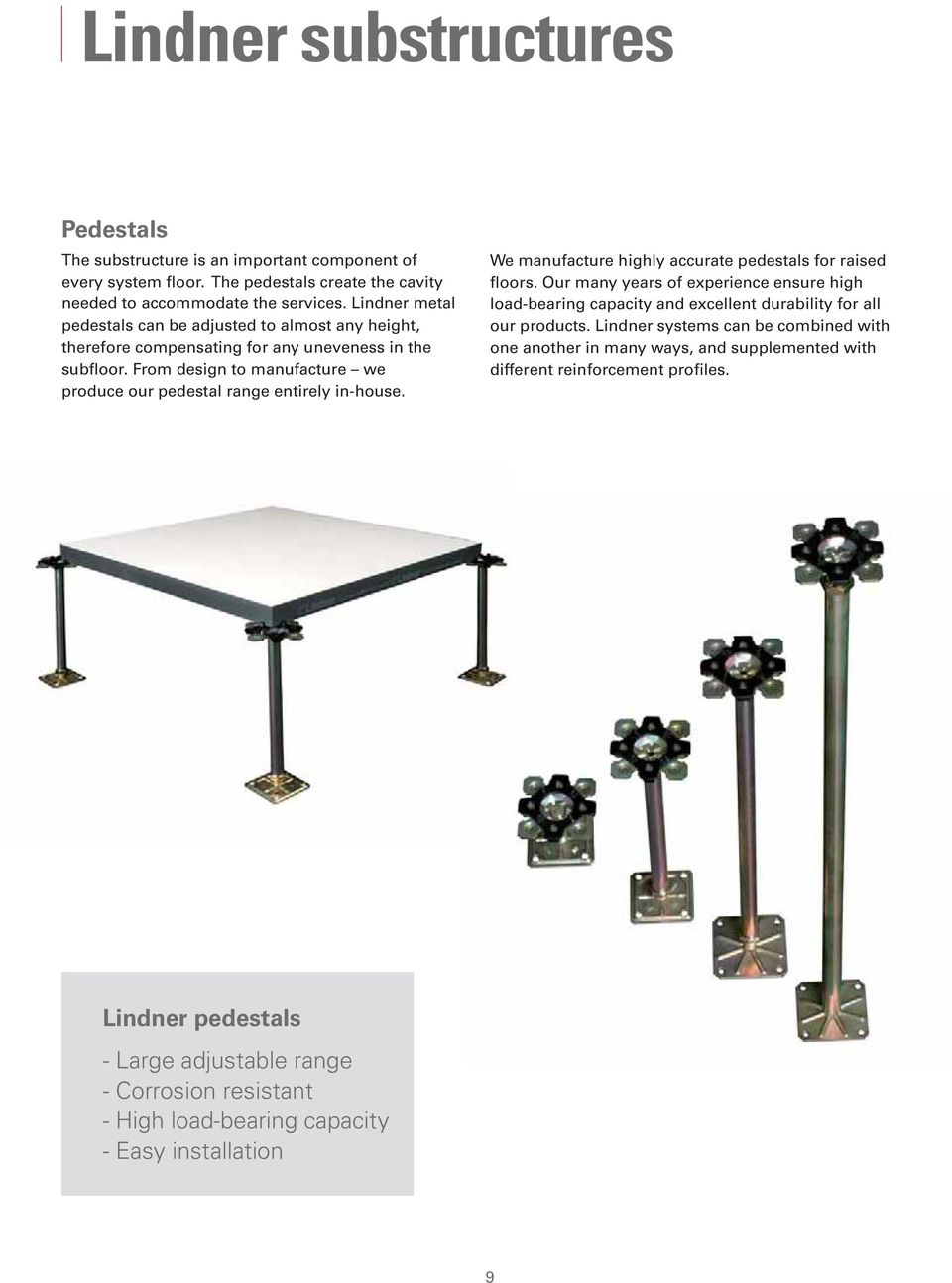 Concepts Products Service Enjoy Wall To Wall Comfort Nortec Raised Floor Systems Pdf Free Download