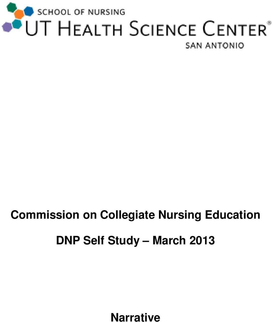 Education DNP Self